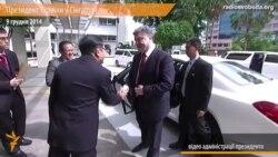 Порошенко хоче використати досвід Сінгапуру в боротьбі з корупцією