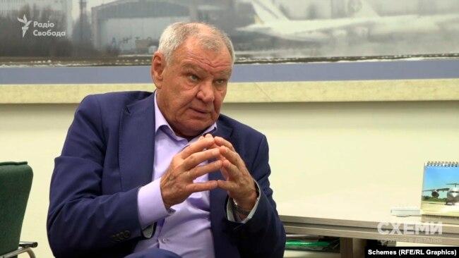 Очільник «Авіаліній Антонова» Михайло Харченко