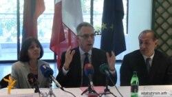 Ֆրանսիան պատրաստ է շարունակել համագործակցությունը Հայաստանի հետ