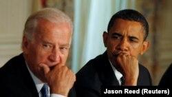 Joe Biden și Barack Obama
