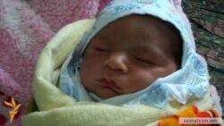 Գյումրիում ծնվել է 50 հազարերորդ երեխան 88-ի երկրաշարժից հետո