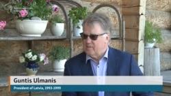 Russia & Me: Guntis Ulmanis