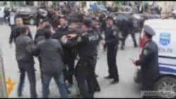 Բաքվում ոստիկանները ցրել են մահմեդականների բողոքի ակցիան