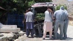 مرگ اكثر قربانيان ويروس كرونا در افغانستان پنهان ميماند، اما چرا؟