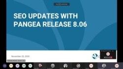 Pangea SEO Updates Presentation