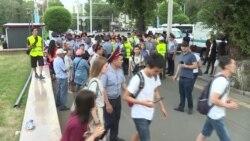 «Мы что, по улице ходить не можем?» Как и за что задерживали людей на протестах в Казахстане