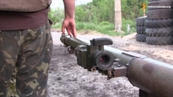 Від дороги на Щастя бойовиків відганяють вояки 92-ї бригади та «Айдару»