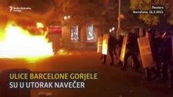 Hiljade na ulicama Barcelone tražile oslobađanje repera Hasela