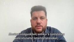 Leonyid Volkov interjúrészlet I.