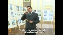 Video Captures Turkmen President Bullying Officials