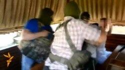 Ukrainian Forces Detain Horlivka Rebel Leader