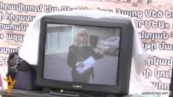 Սայաթ-Նովայի բնակիչները լիամետրաժ ֆիլմ են նկարահանել բակի շինարարության դեմ