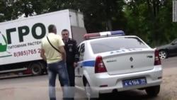 Михаил Косенко на свободе