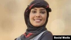 انتصار الحمادی هنرپیشه و مدل یمنی