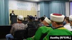 Татар дин әһелләре форумы. Интернетка багышланган утырыш