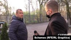 «Схемам» вдалося напряму запитати в народного депутата Юрія Арістова про систематичні порушення карантинних обмежень