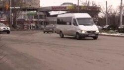 Кримський автомобільний тупик (відео)
