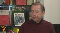 Vaclav Havel despre Revoluţia de catifea