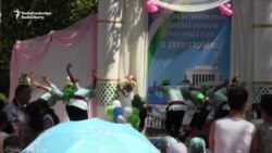 Uzbeks Celebrate Independence Day As They Await News On Karimov