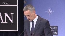Столтенберґ: Наша політика відкритих дверей – історичний успіх (відео)