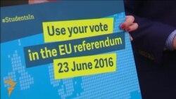 Британија се изјаснува за нејзината иднина во ЕУ