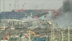 В Тяньцзине объявили эвакуацию