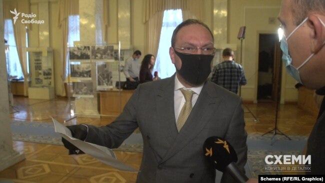 Сам Власенко заперечує, що лист стосувався його особисто