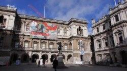 «Російське революційне мистецтво – це жорстока пропаганда» – британський критик (відео)