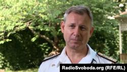Тім Вудз – аташе з питань оборони Посольства Великої Британії в Україні