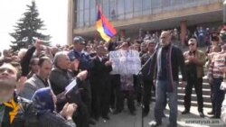 Րաֆֆի Հովհաննիսյանի մարզային այցը Գյումրի