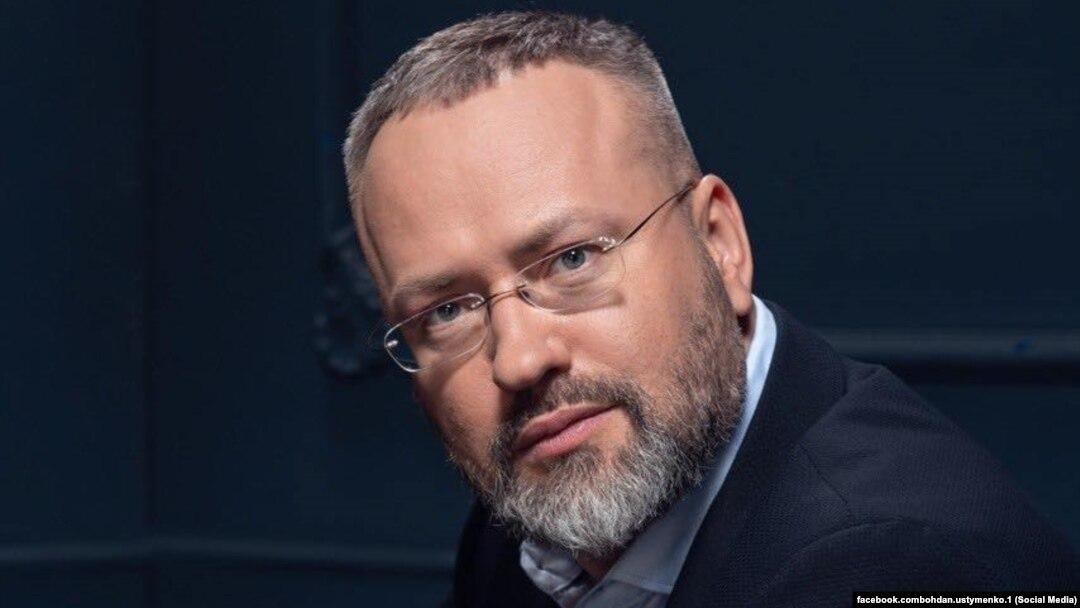 Богдан Устименко, експерт у сфері міжнародного морського права