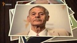Mustafa Cemilev 72 yaşını toldurdı