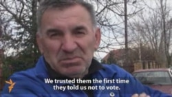 Kosovo Serbs Weigh Options On Vote