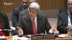 Kerry Slams Russia Over Syria Bombing