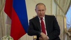 Владимир Путин о взрыве в Санкт-Петербурге