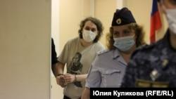 Юрий Хованский в Дзержинском районном суде Петербурга
