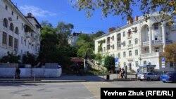 Площадь Суворова, Севастополь
