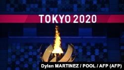 A tokiói olimpia nyitó ünnepsége