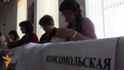 Duminică la alegeri la Chirsova