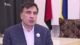 Саакашвили: «Президентом Украины должен быть украинец»
