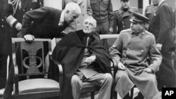 Рузвельт, Никсон, Форд и Клинтон: когда и зачем президенты США приезжали в Крым (фотогалерея)