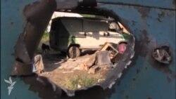 Atəş nəticəsində bir neçə ev dağılıb