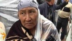 Оппозициянын Бишкектеги митинги