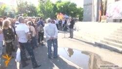 «Նոր Հայաստանը» պահանջում է Սերժ Սարգսյանի հրաժարականն ու քրեական պատասխանատվության ենթարկել