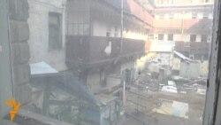 На Хрещатику руйнують «Готель Кане»