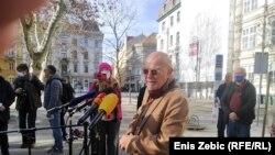 Podnesen je i zahtjev za provođenje istrage protiv ukupno 88 pravnih i fizičkih osoba zbog plasiranja ovakvih kredita, pojasnio je detalje odvjetnik Branko Šerić.