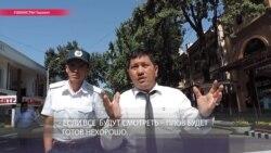 Плов вприглядку: в Ташкенте приготовили огромное блюдо, но жителей к празднику не допустили