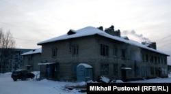 Дома в старой части Алакуртти