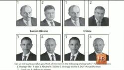 Qırımlılarnıñ Aksönov, Putin ve Obamağa olğan munasebeti