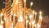 Колокола Михайловского собора: как прошла первая литургия Единой поместной церкви (видео)